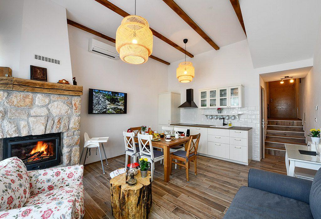 Exclusive Villas Joja - Joja House - Living Room