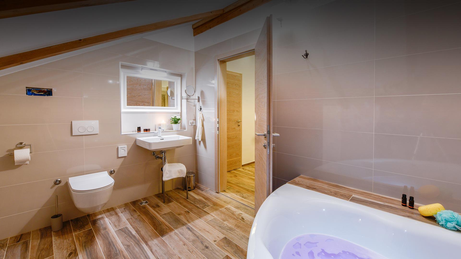Exclusive Villas Joja Bathroom