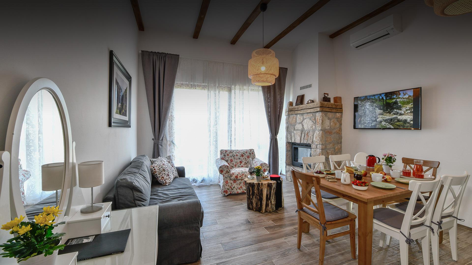 Exclusive Villas Joja Living Room
