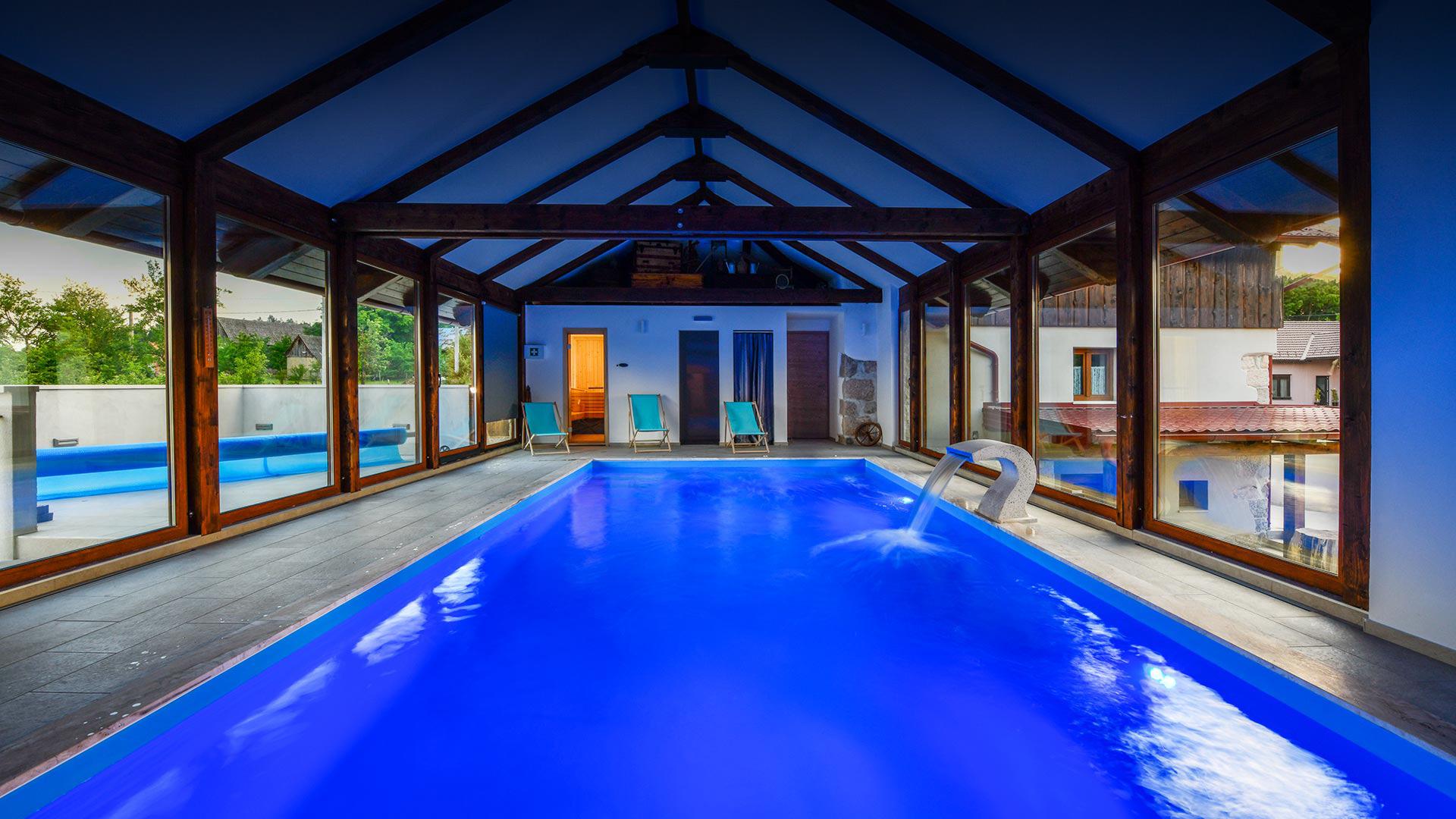 Exclusive Villas Joja Swimming Pool