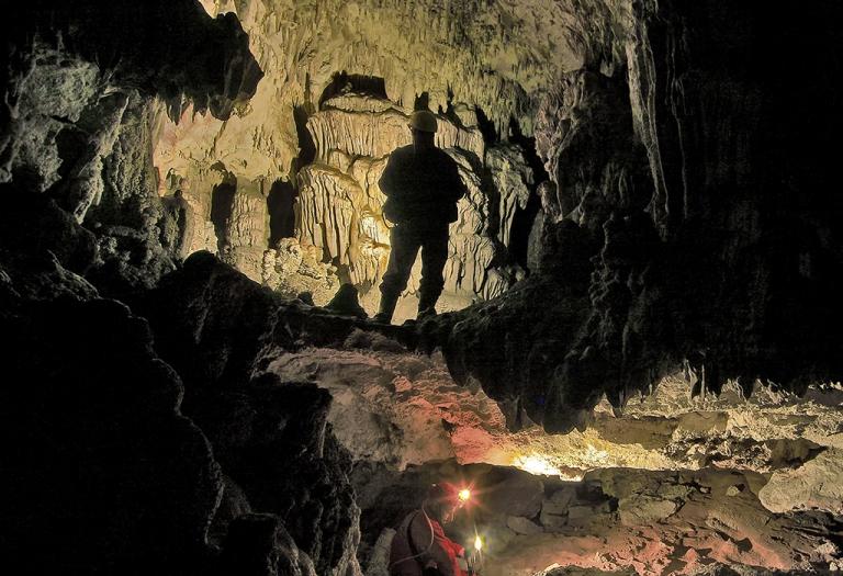 Amidzina Cave - Grabovaca - Perusic