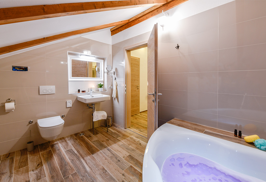 Exclusive Villas Joja - Joja House - Bathroom