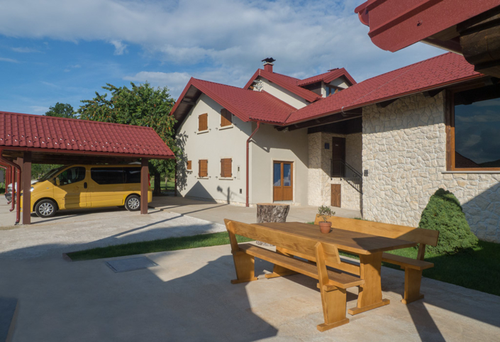 Exclusive Villas Joja - Joja House - Exterior