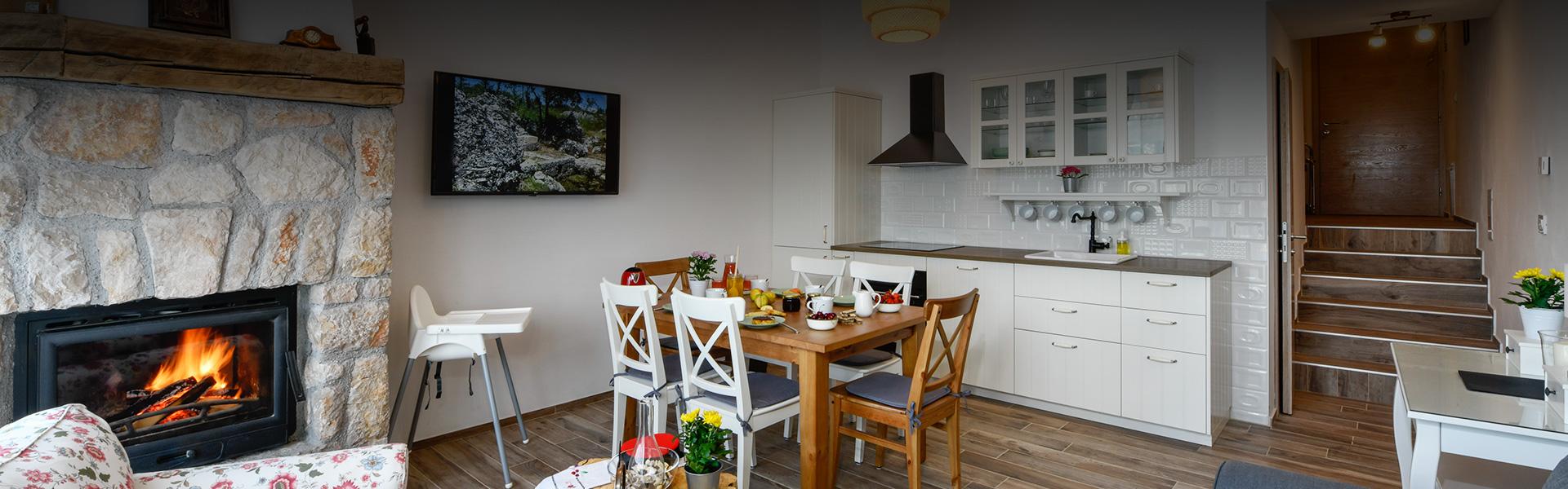 Exclusive Villas Joja - Joja House - Living-Room