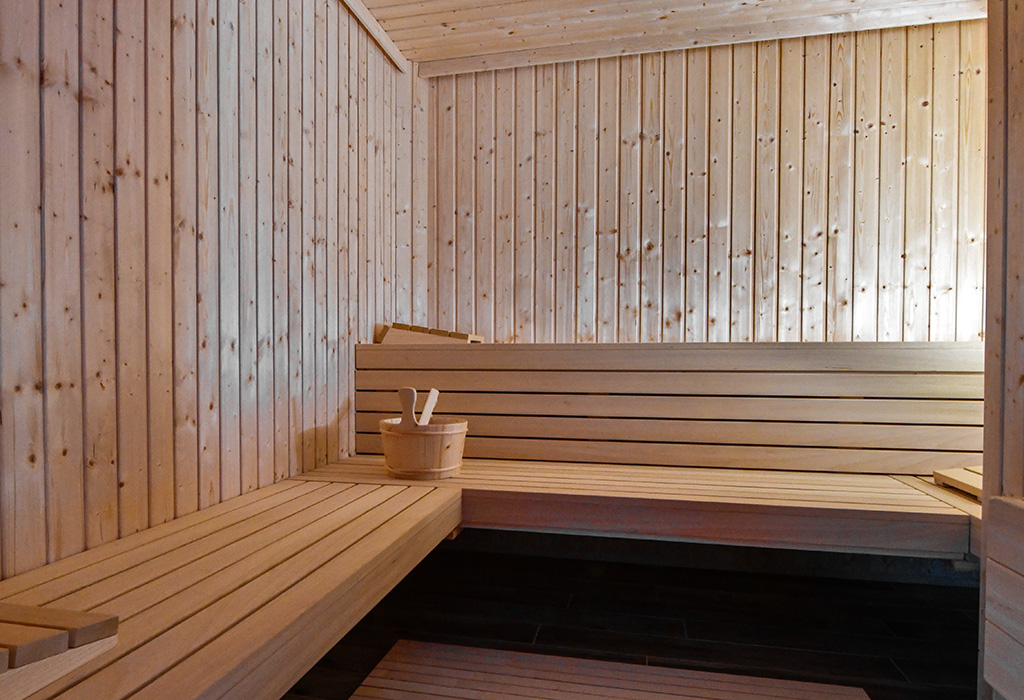 Exclusive Villas Joja - Joja House - Sauna