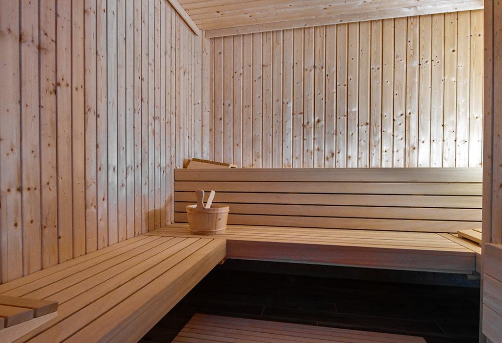 Exclusive Villas Joja - Niko House - Sauna