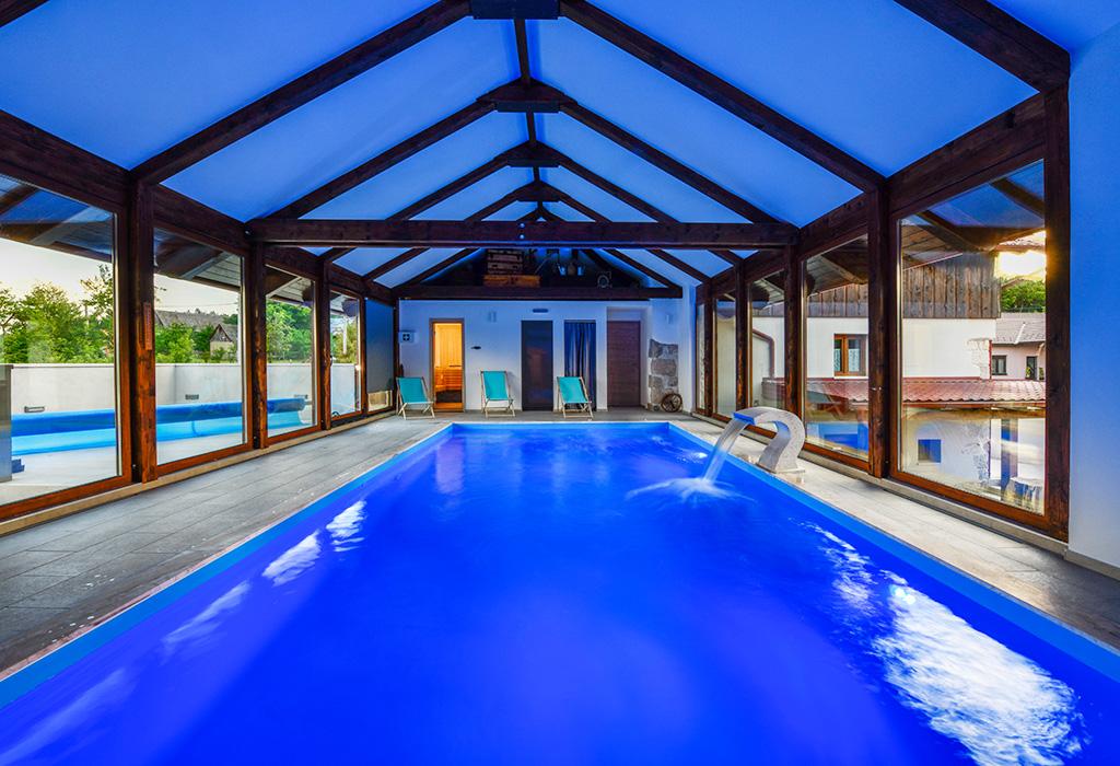 Exclusive Villas Joja - Niko House - Swimming Pool