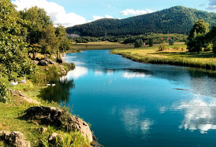 Gacka River - Lika
