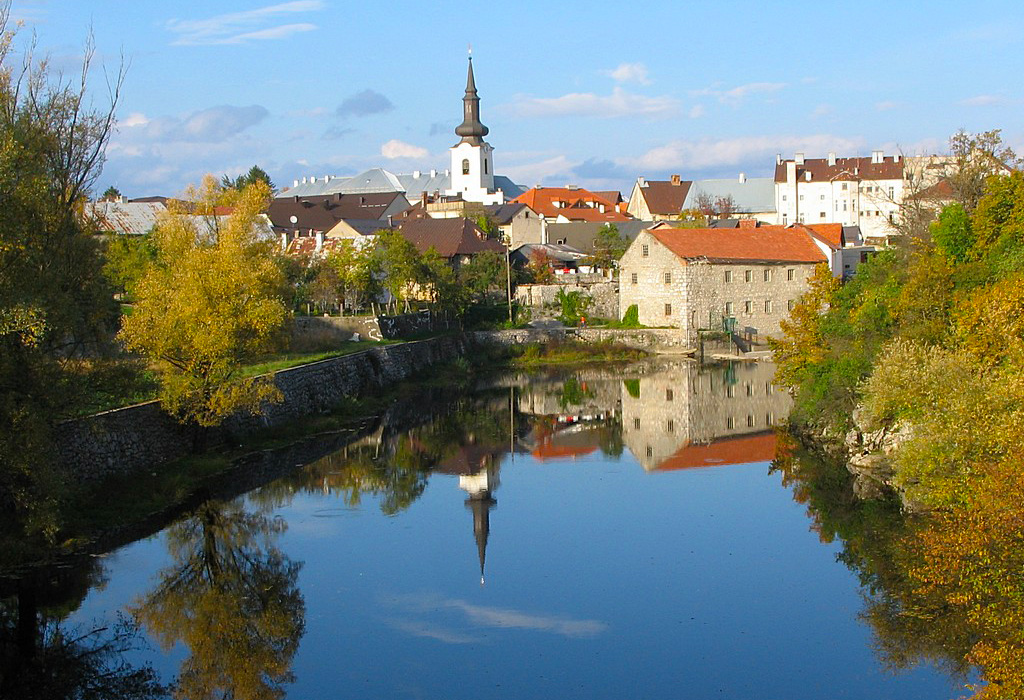 Gospic Town - Lika