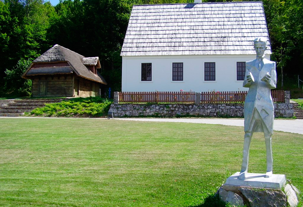 Nikola Tesla Memorial Center - Smiljan - Lika