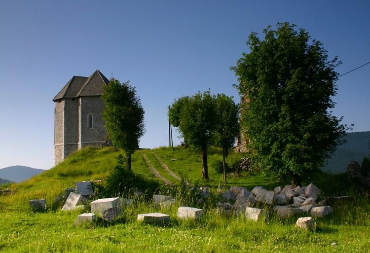 Sokolac Old Town - Brinje - Lika