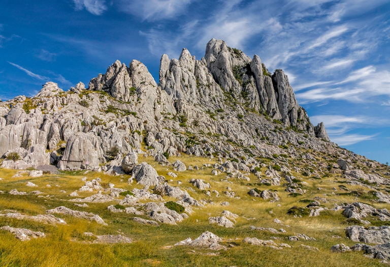 Tulove Grede - South Velebit